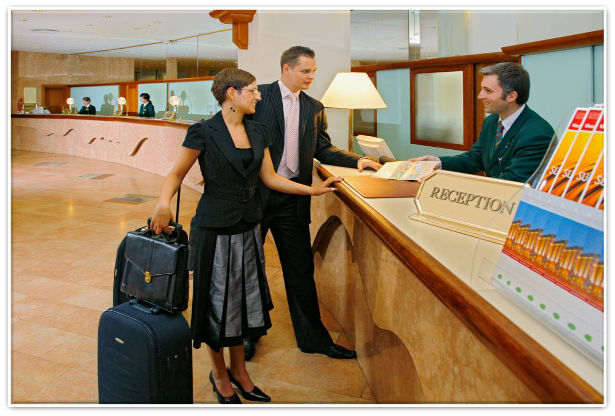What is hotel management system jinisys software inc for The hotel reservation
