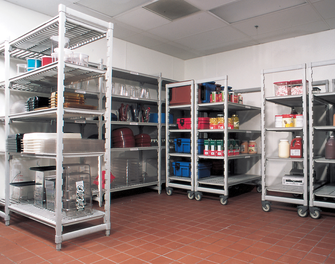 hotel store management - Storage Room